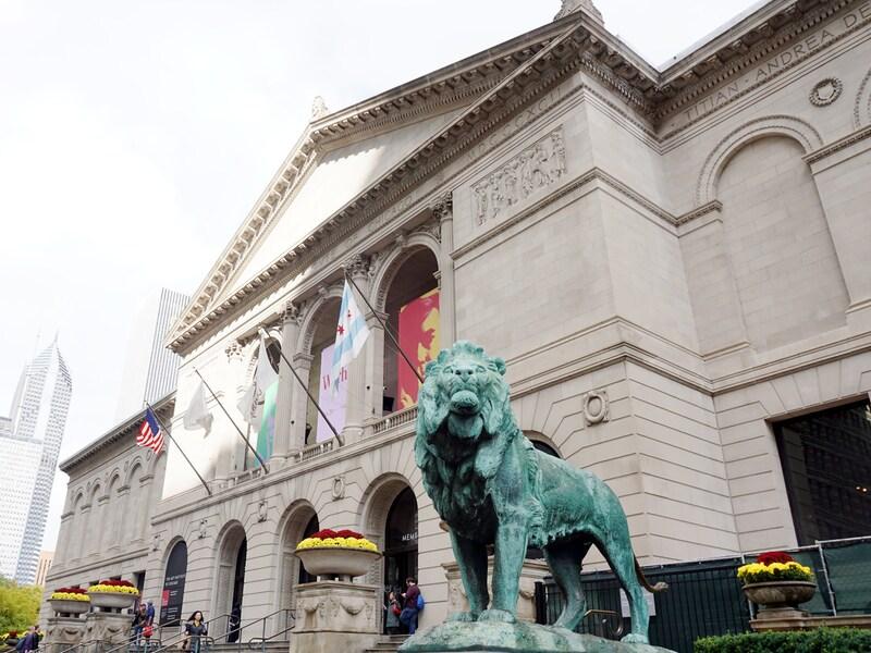 シカゴで建築とアート三昧!シカゴ美術館の回り方