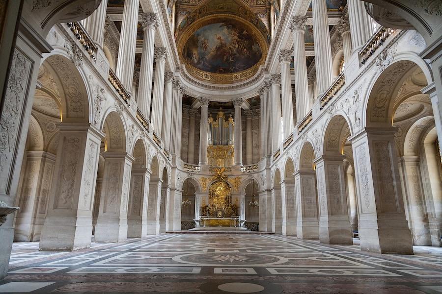 ベルサイユ宮殿の見学!入場料&予約方法や行き方