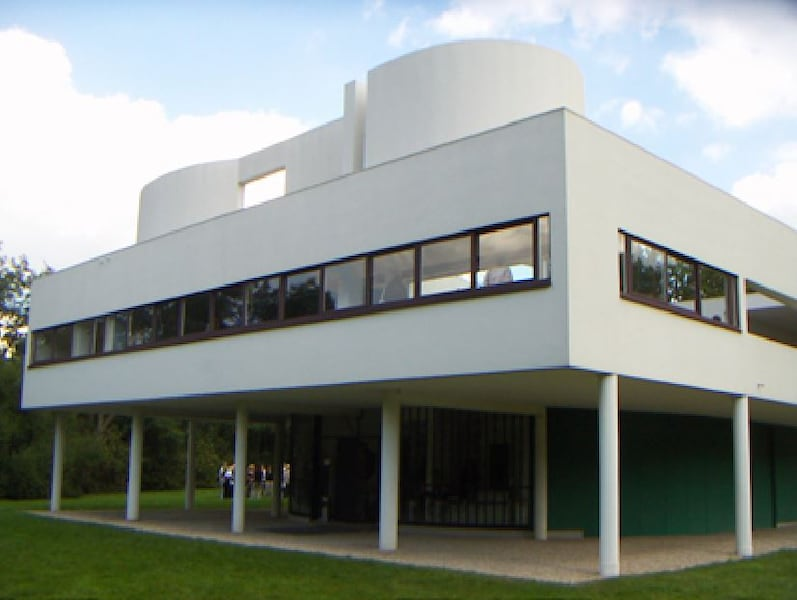 ル・コルビュジェの名建築「サヴォア邸」の見学方法