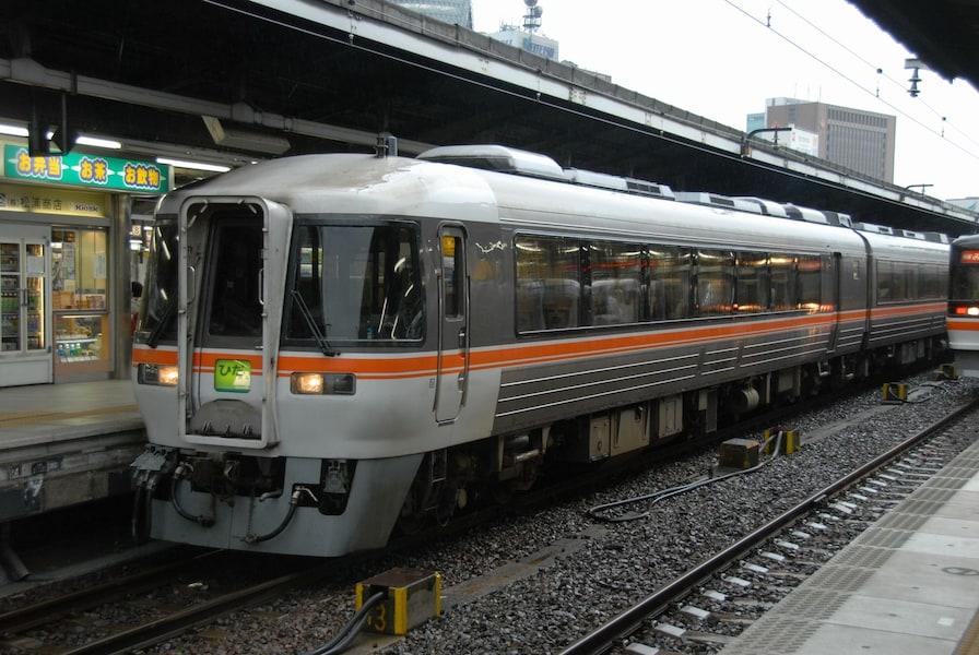 「ワイドビューひだ」で行く、名古屋発の高山本線の旅