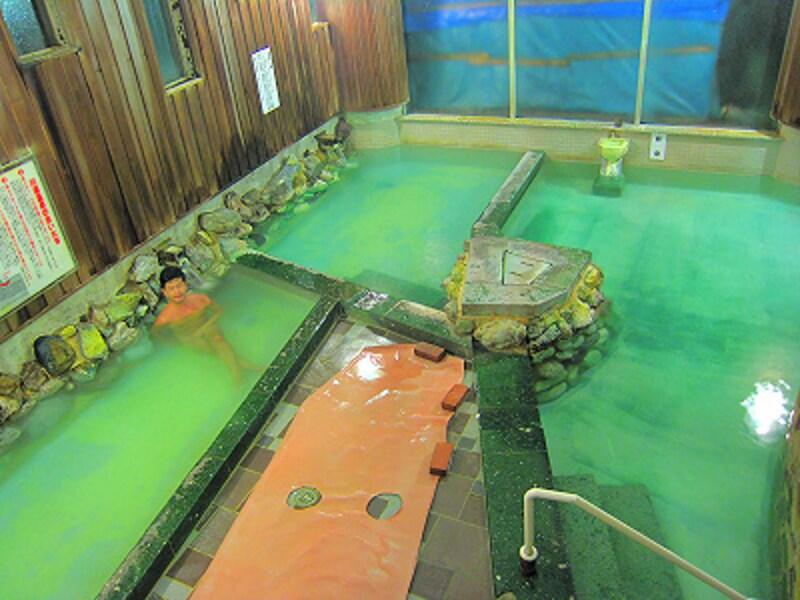川湯温泉「お宿 欣喜湯」で酸性泉を満喫!