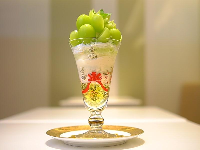 東京都内で味わえる、秋の最旬ぶどう・マスカットのスイーツ7選