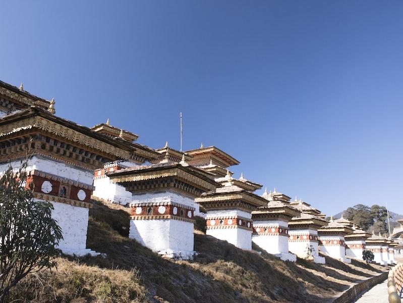 仏教王国ブータンのおすすめ観光スポットまとめ