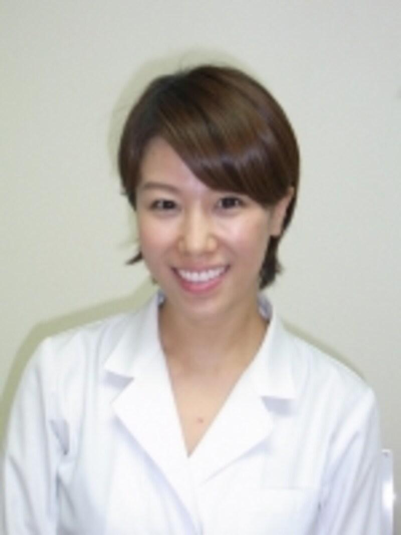 歯科医師の副島環子さん