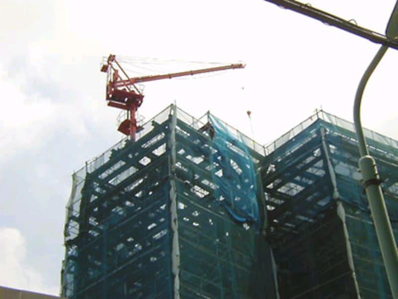 マンション建設イメージ