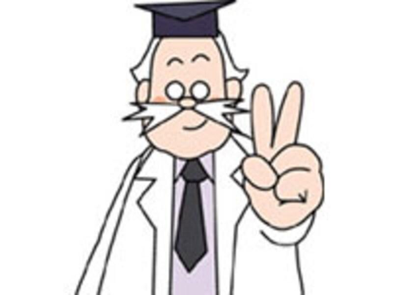 博士イメージ