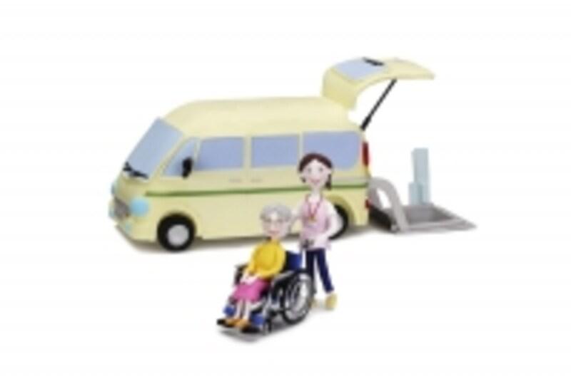 介護状態になると、精神的にも金銭的にも負担が大きい。まずは公的な介護保険のサービスをチェックしたい