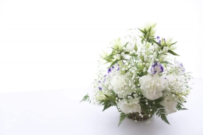 葬式で遺族へかける言葉、挨拶