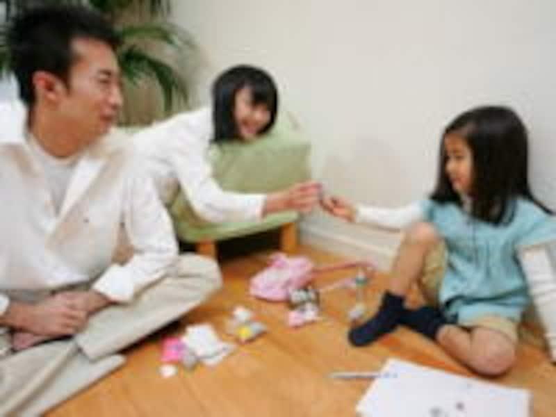団体信用生命保険に加入すると、もしものときにも家族に財産をのこすことが可能