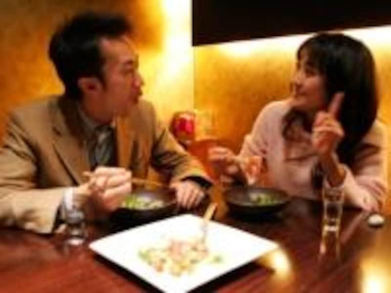 2人で外食