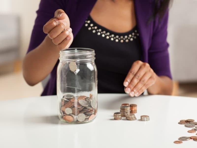 面倒くさがり屋でもしっかりお金を貯める方法