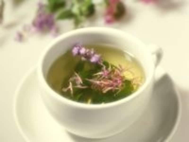ちょっと珍しい気の利いたお茶をお出しするのも、素敵なおもてなしになります