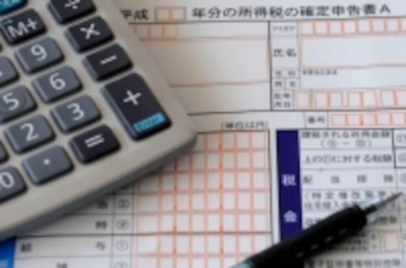 払いすぎた税金は確定申告で取り戻す!