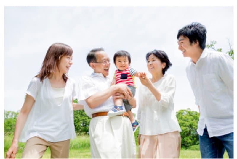 定年退職後・定年後の健康保険2.家族の健康保険の被扶養者