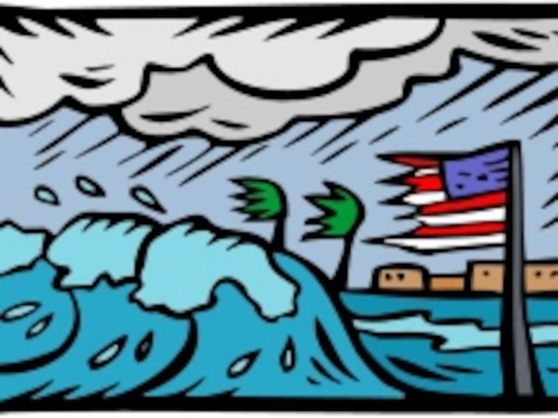 異常気象の発生はビジネスリスク