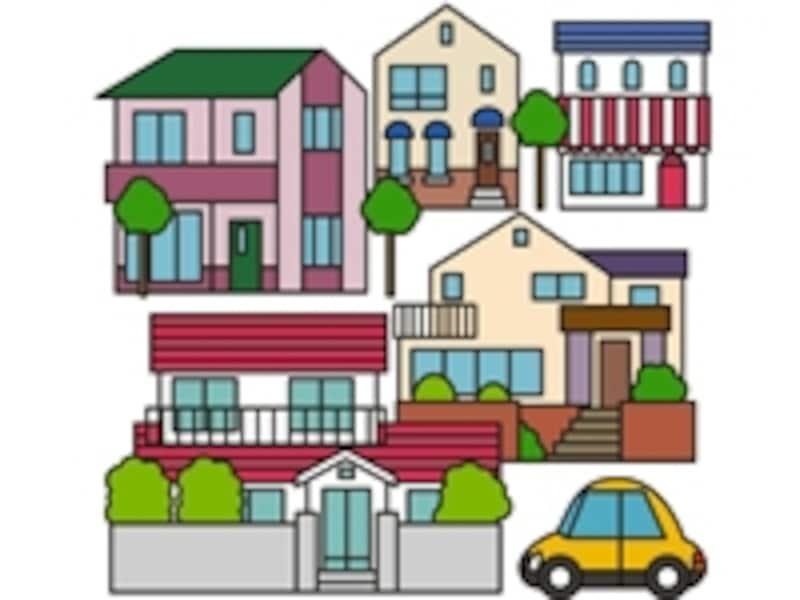 住民税で地域社会の費用を分担