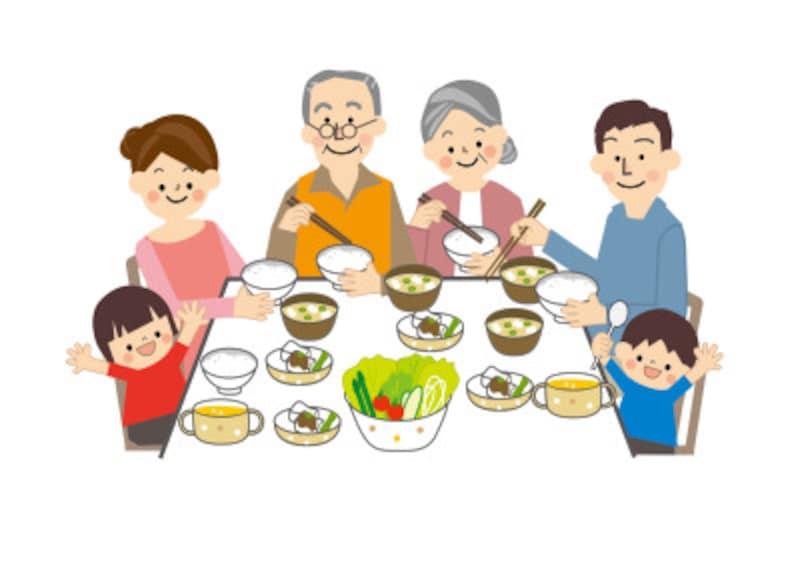 老人扶養控除、老人扶養親族