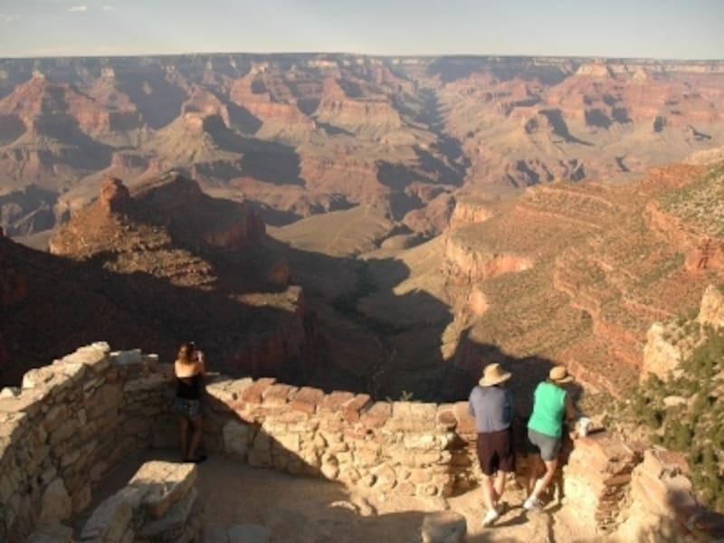 20億年の地球の歴史を感じることができるグランドキャニオン国立公園