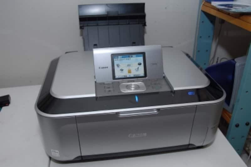 キヤノンが2009年9月中旬に発売したA4インクジェット複合機「MP990」