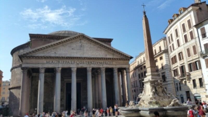世界遺産の登録数が世界一多いイタリア