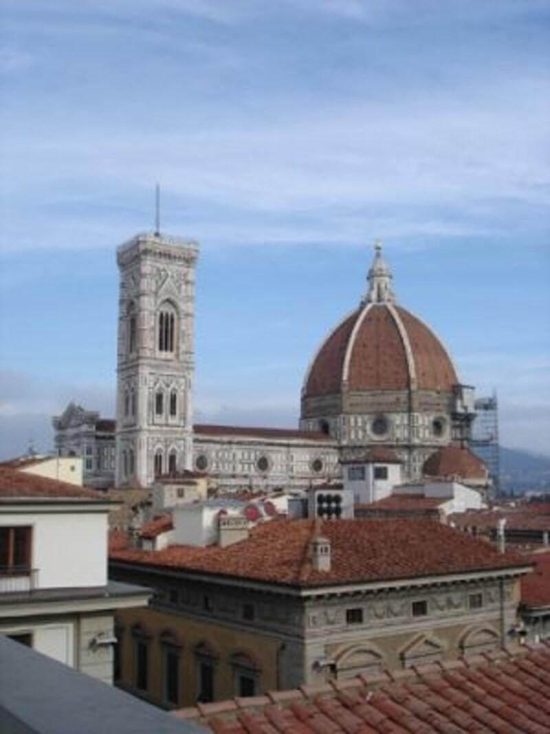 ルネッサンス芸術運動の中心地として栄えたフィレンツェ