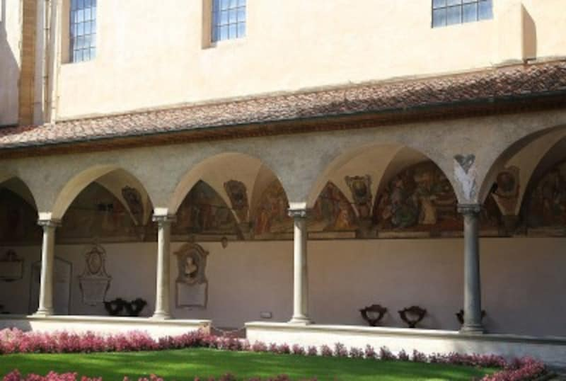 早朝は、清々しい静寂の修道院美術館へ(出典:ウィキメディア・コモンズ)