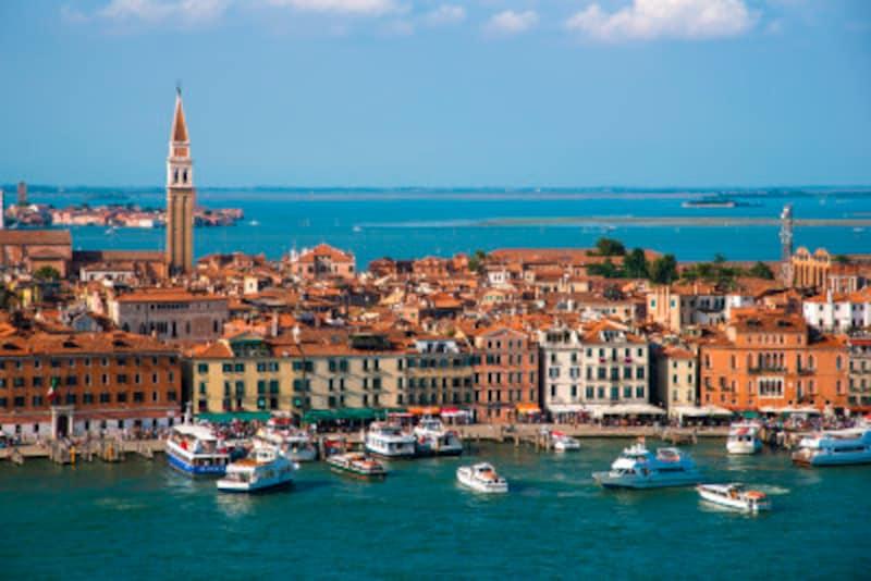 ベネチア空港から市内へのアクセス