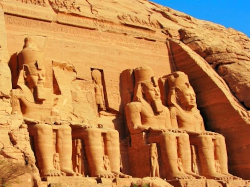 世界遺産「アブシンベルからフィラエまでのヌビア遺跡群」構成資産、アブシンベル大神殿
