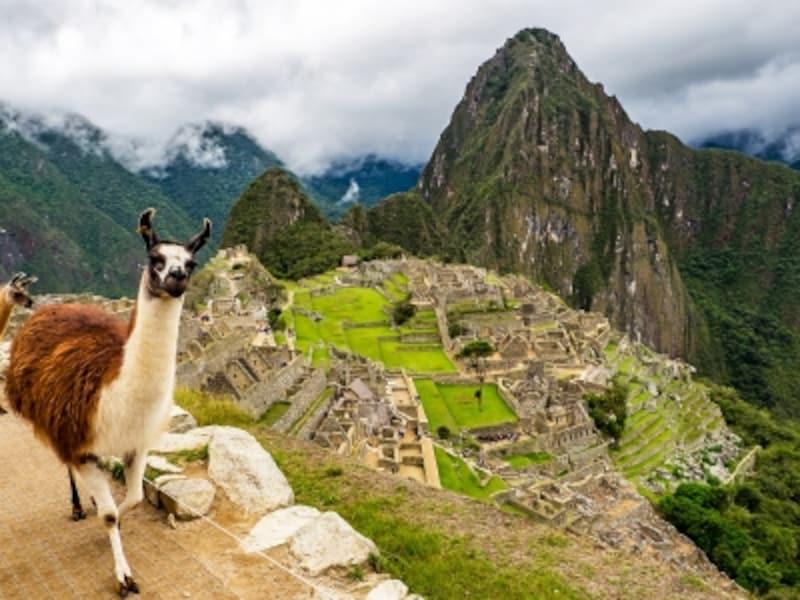 ペルーの世界遺産「マチュピチュの歴史保護区」