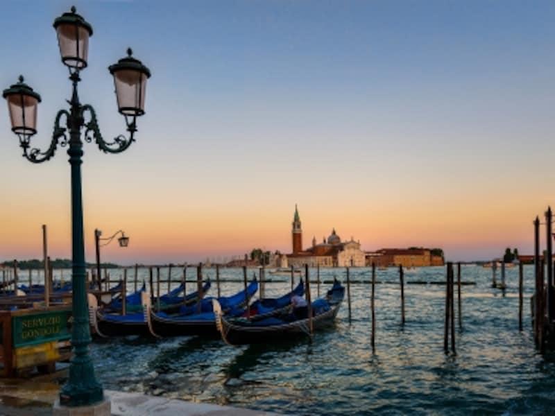 イタリアの世界遺産「ベネチアとその潟」