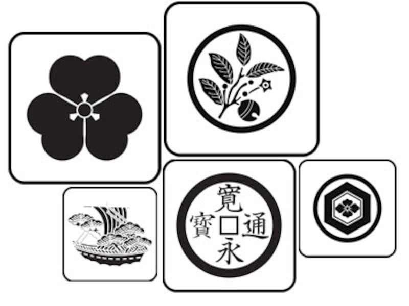 家紋のCrest-Japan