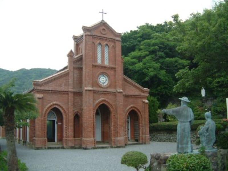 福江島・堂崎教会