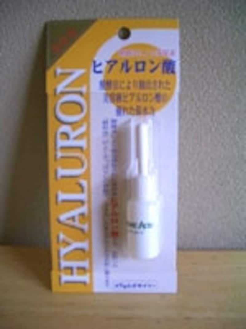 「ヒアルロン酸」 人気のヒアルロン酸は容量が多い210円の商品も発売されている