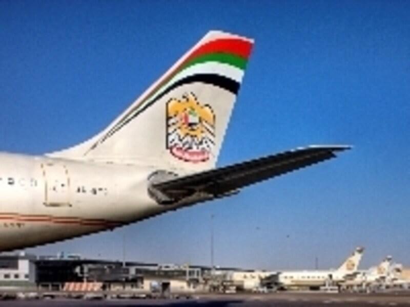 アブダビベースで成田就航を開始したエティハド航空undefinedCopyritghofEthihadAirways