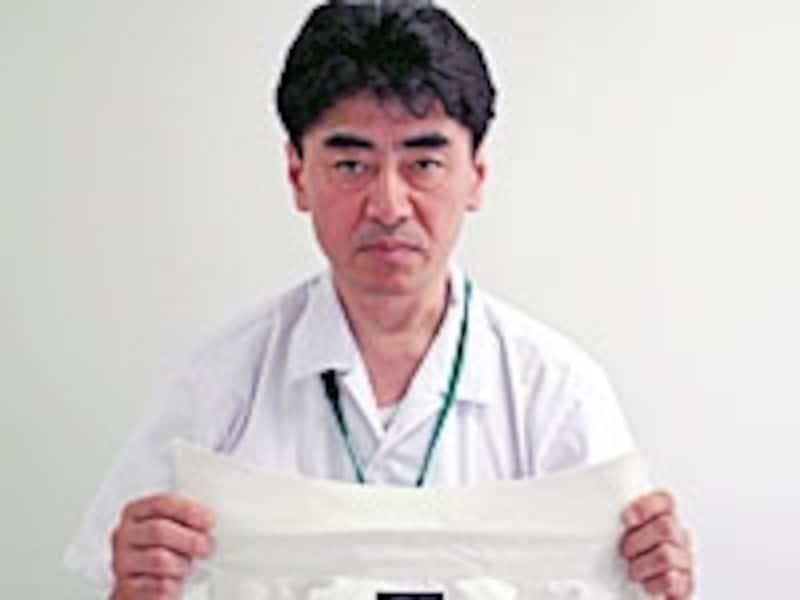 ライオン(株)松永さん。講師もよくされるそうで難しい内容をユーモアを交えて楽しくわかりやすくお話くださいました。