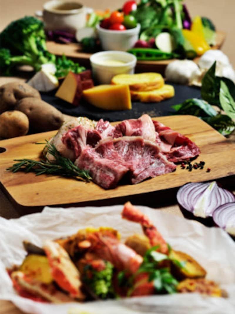北海道産和牛をはじめ「北海道」のごちそう食材が月替わりで楽しめます(画像提供:横浜ベイクォーター)