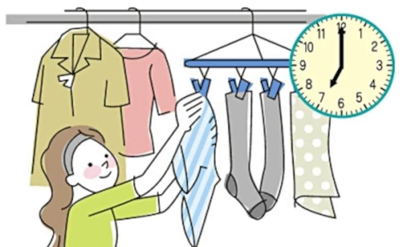 季節や時間帯によって料金単価が異なるプランは、深夜から早朝が安い。早い時間に家事を済ませる生活の工夫で電気料金の節約ができる
