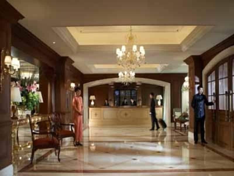 有名ホテルは各種サービスをカードで支払えるundefined(C)TheRitz-Carlton,Beijing