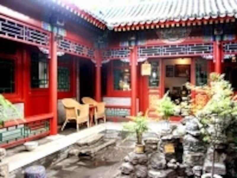 中国ならではの中華式ホテルも人気