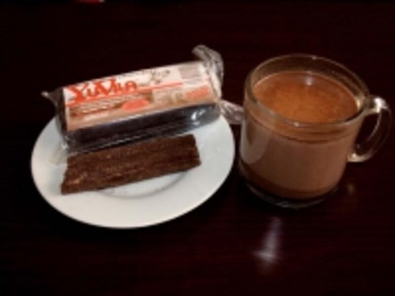 素朴ながらも味わい深い、オアハカ産のチョコラーテ