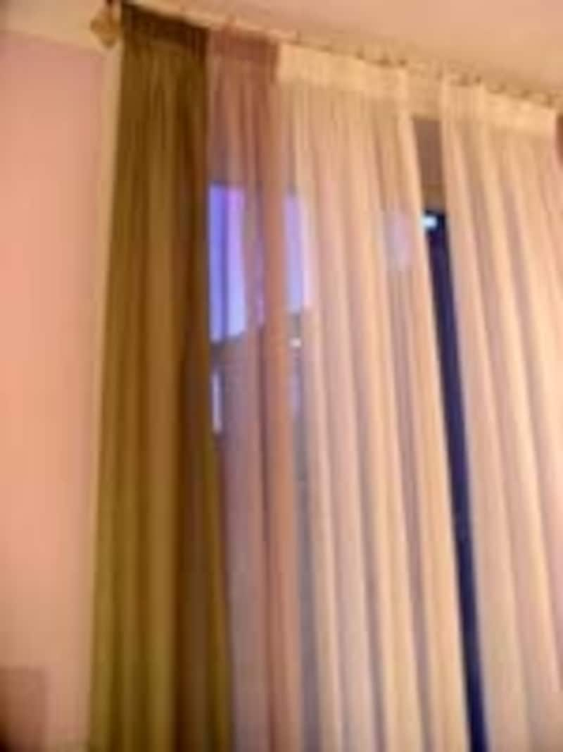 窓辺のトランスペアレント