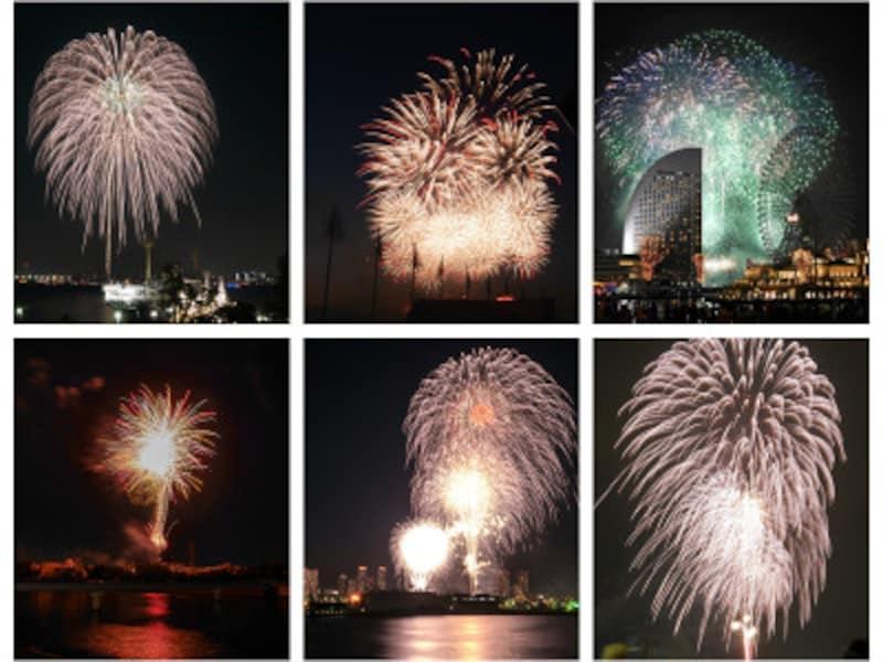 2019年も多彩な花火大会が横浜で開催!