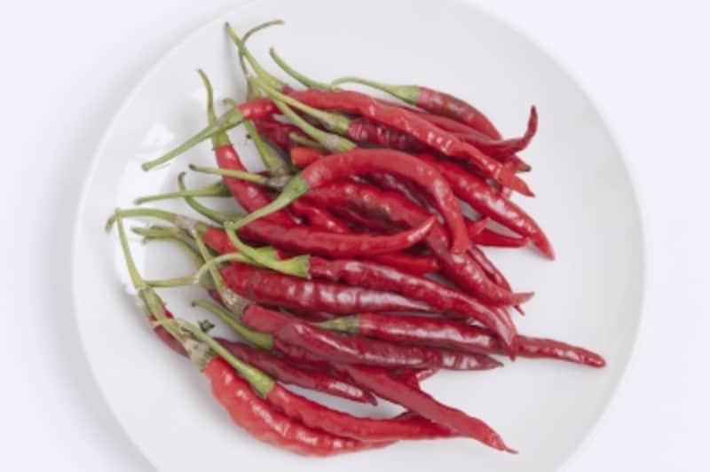 トウガラシ(唐辛子)の栽培は、家庭菜園でもほとんど手入れもいらず、広いスペースも必要としません