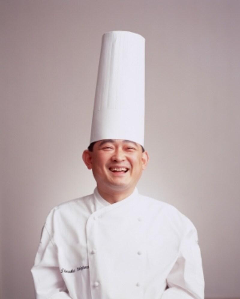 中島眞介シェフパティシエ(F&Bディビジョン調理部長)