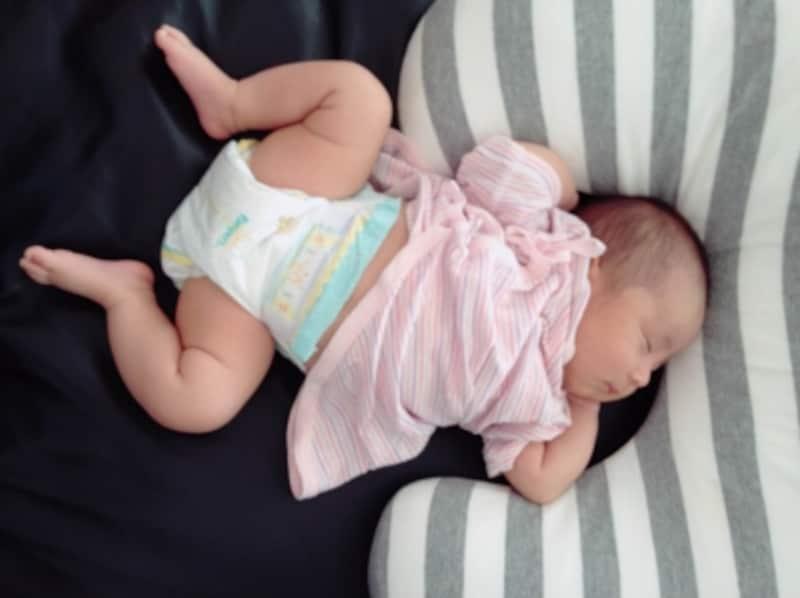 新生児の赤ちゃんに多いおむつかぶれの原因・対策