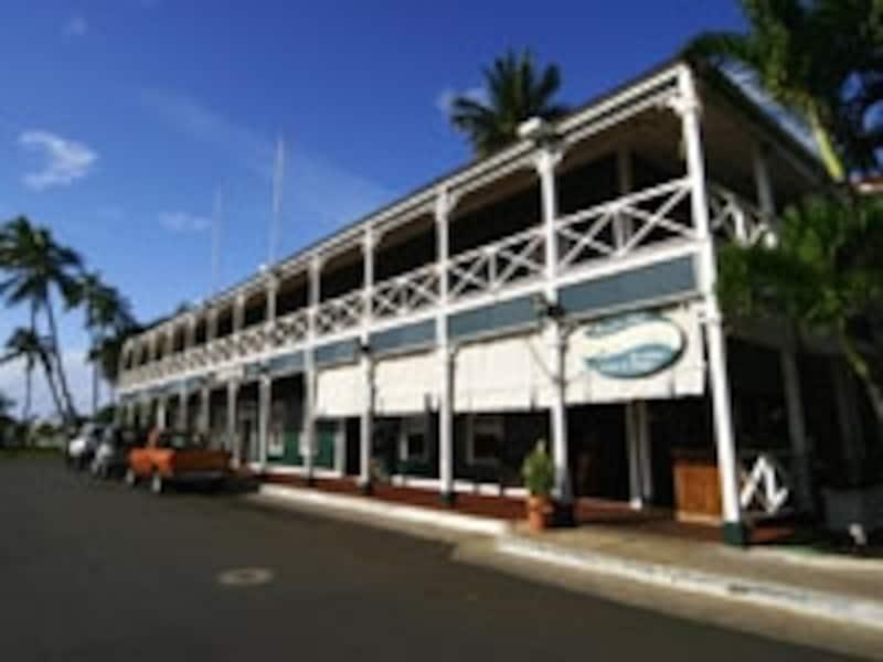 ホテル、レストランともに現在も営業中のパイオニア・イン(画像協力:ハワイ州観光局)