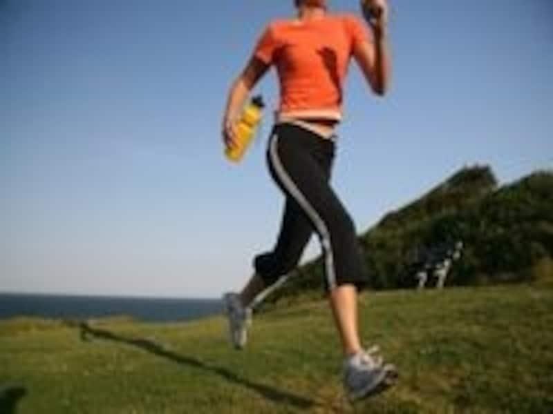 ジョギングは脂肪燃焼効果がバツグン!