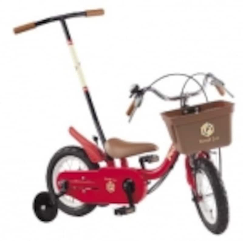 12インチの自転車なら2歳から乗ることのできるものも