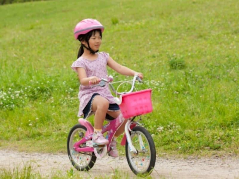 子供用自転車には、主に12~24インチのサイズがラインナップ
