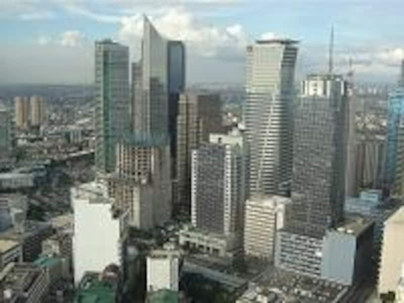 フィリピンの不動産。写真提供はグローバル・アジア・インベストメント・マカオ。